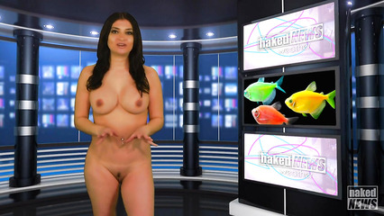 Известный телеканал с обнаженными телками в прямом эфире